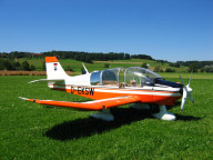 Robin DR400 Remoquer   D-EKSW